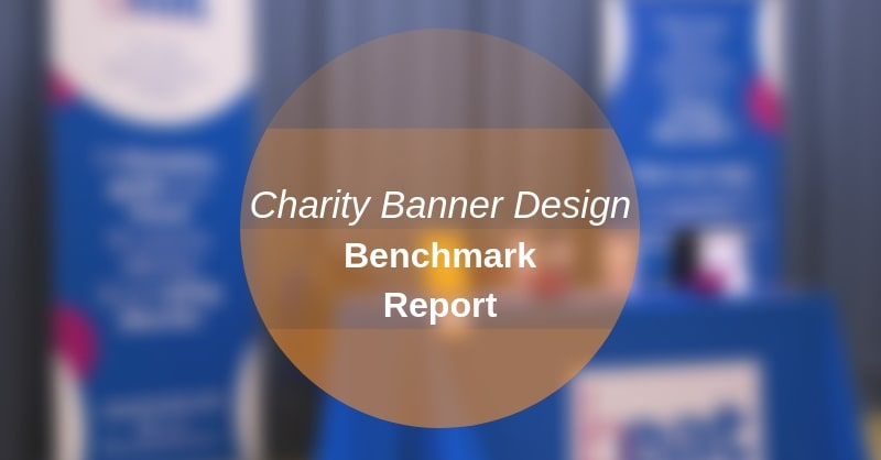 charity banner design report