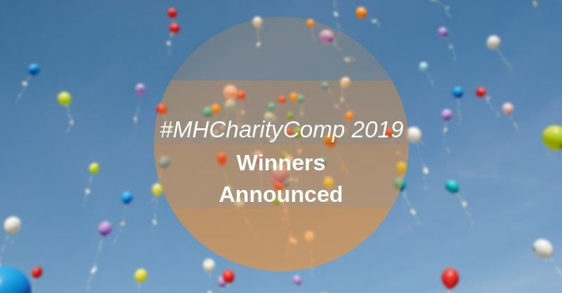 #MHCharityComp2019 winners announced