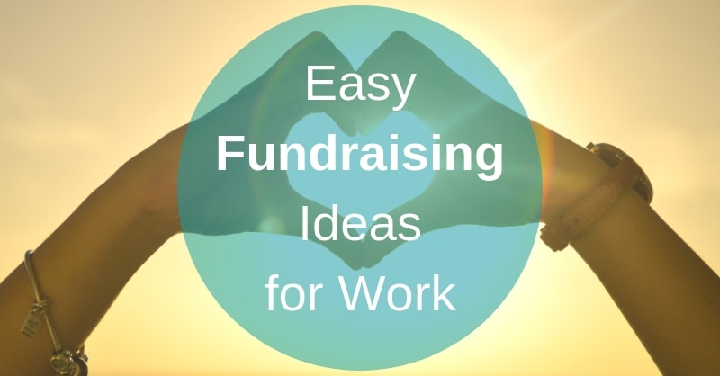 fundraising ideas for work