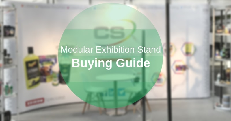 Exhibition stand buying guide