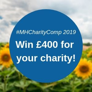 Charity competition to win £400 worth of marketing displays