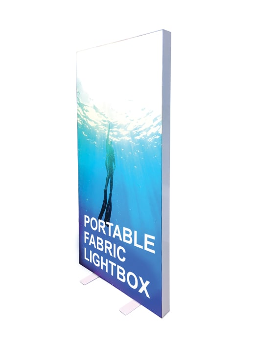 Portable Fabric Lightbox