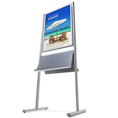 A1 Poster Frame and Literature Stand