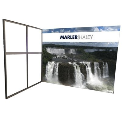 3m Backwall Modular Exhibition Systems Frame