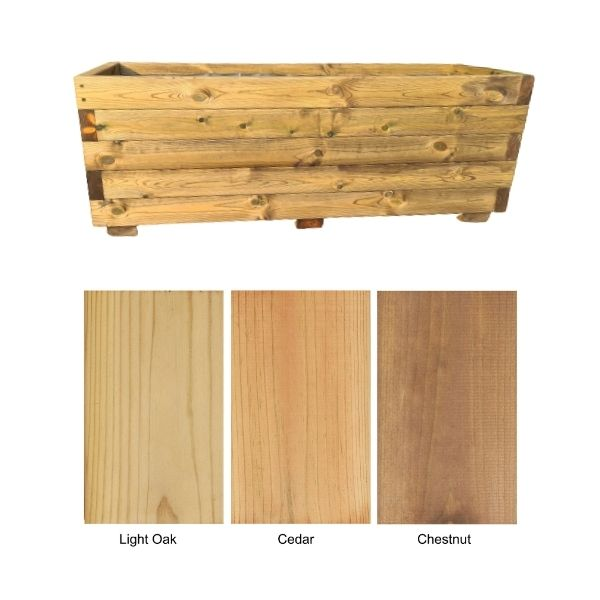 Stained Wood Options