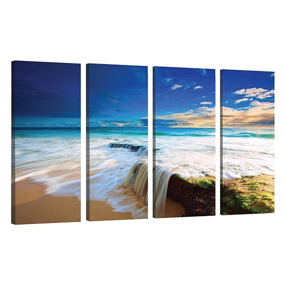 Large Prints on Canvas Multiple Example
