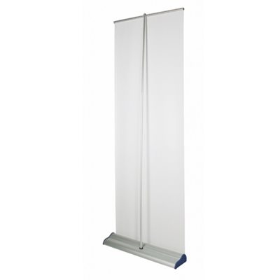 Style Roller Banner Stand Rear