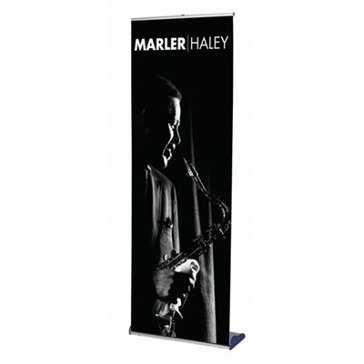 Style Roller Banner Stand