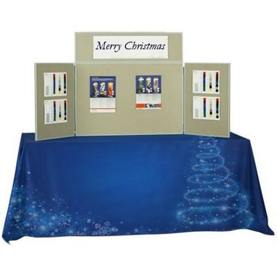 Rectangular Printed Tablecloth