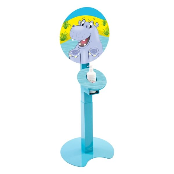 Children's Hand Sanitiser Station - Hippo Design