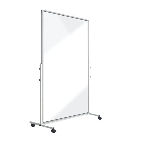 Wheeled Sneeze Screen - 1260mm x 1900mm