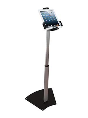 Universal Tablet Holder Stand in Portrait