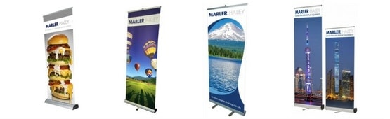 Cheap Pop Up Banners