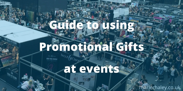 Guide to using promotional gifts
