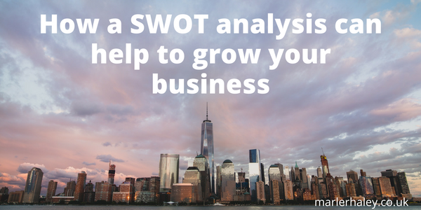 SWOT analysis can help grow your business
