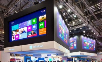 Windows Exhibition stand