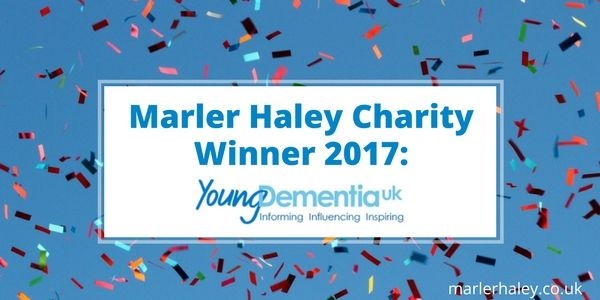 Young Dementia Charity Competition Winner