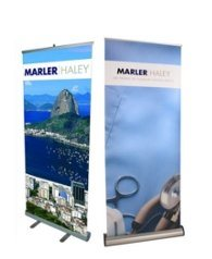 Nimlok Portable Exhibition Stand : Marler haley display stands for exhibitions events & pos