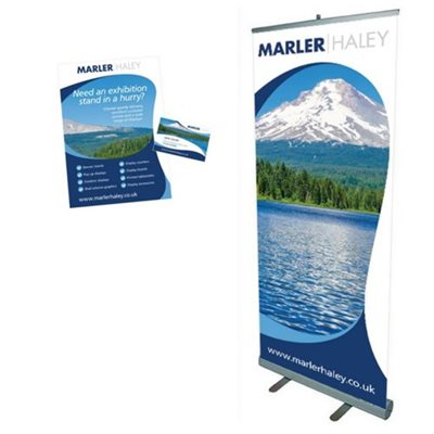 Banner Stand Literature Bundle