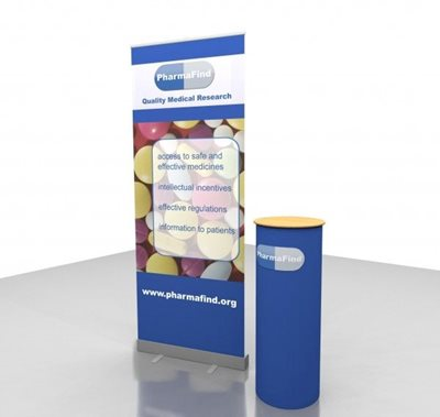 Small Exhibition Stand Yet : Small exhibition stand kit marler haley