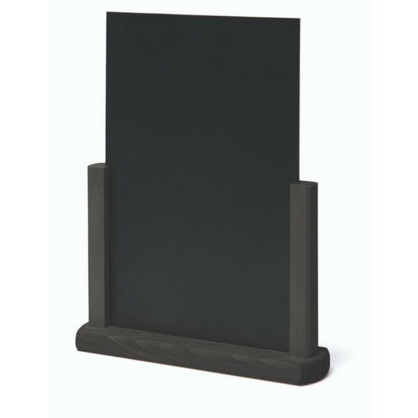 Tabletop Chalkboard Black