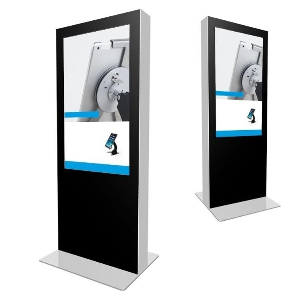 Double Sided Digital Totem Display