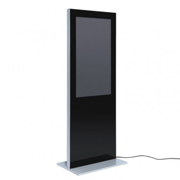 Slim Digital Totem Display without Screen