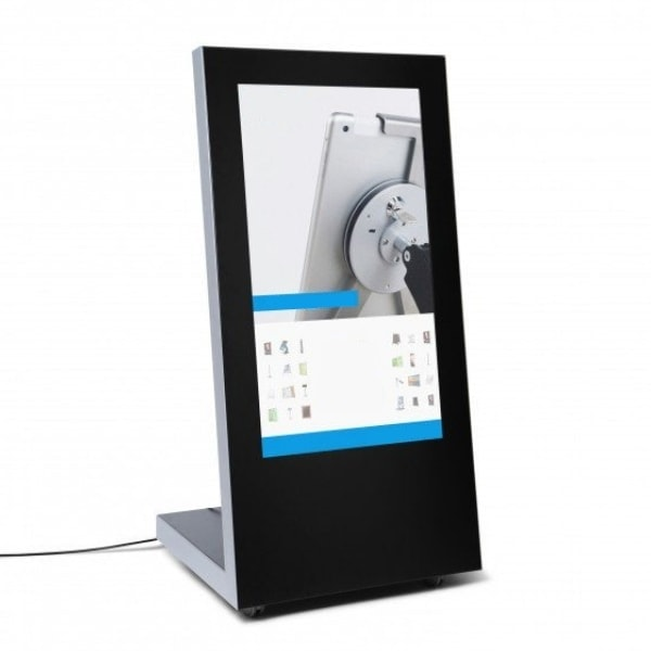 Wheeled Digital Screen Display