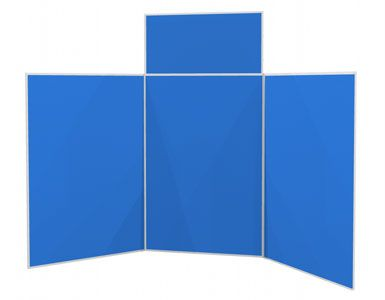 Aluminium Folding Kit 3 Panels