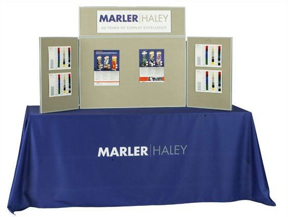 Junior Folding Display Board System