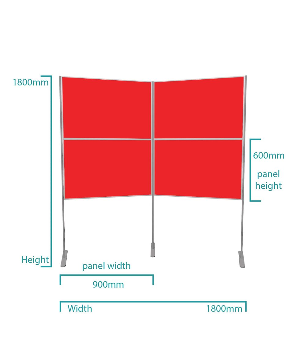 4-panel-landscape-ligtweight-pole-and-panel-display-board-kit-dimensions