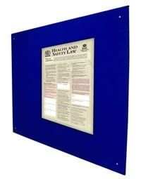 Wall Mounted Display Boards