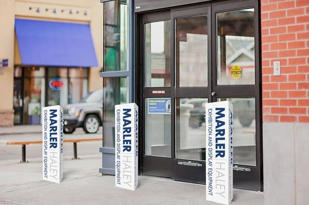 Bollard Covers - 4mm Correx Signs