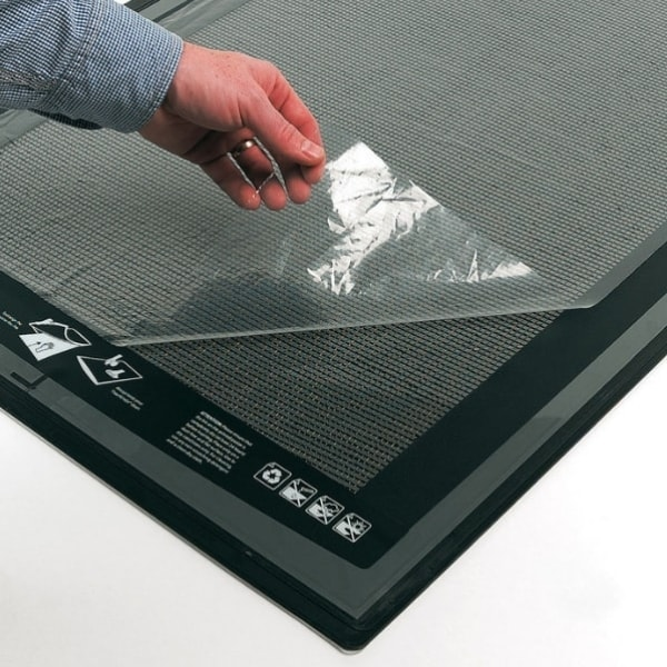 Floor Poster Base Non Slip Back