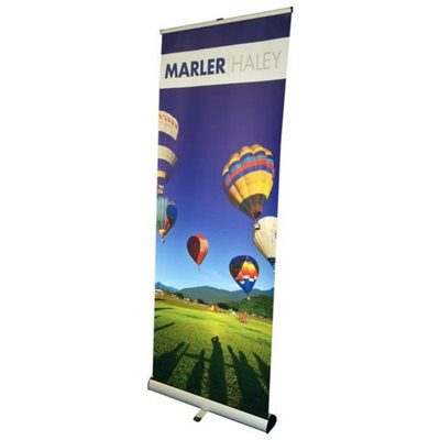 Junior Roller Banner Stand Single