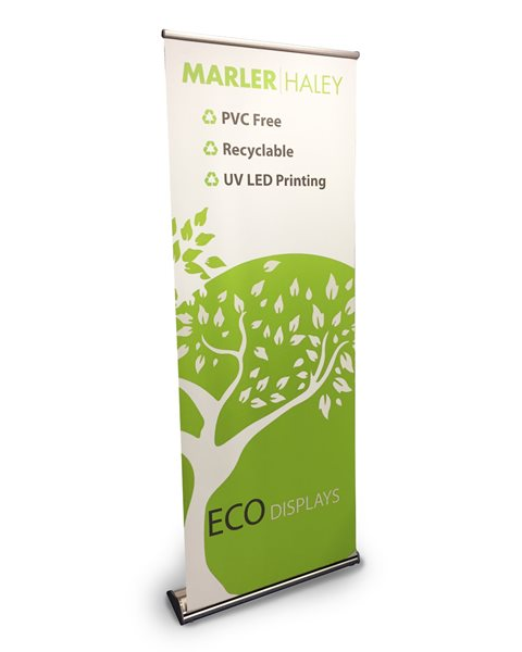 Style Roller Eco-Banner Stand