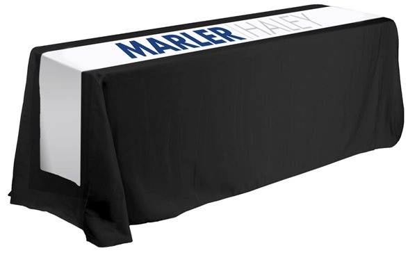 Full Length Logo Table Runner