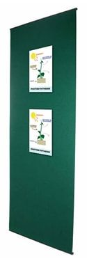 Sentry Fabric Banner Stand
