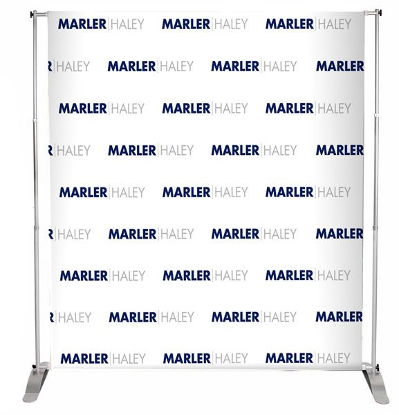 Widescreen Tension Banner Stand