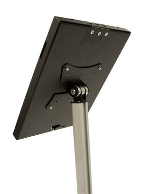 Freestanding Telescopic iPad Holder Tilt