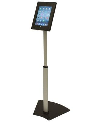 Freestanding Telescopic iPad Holder