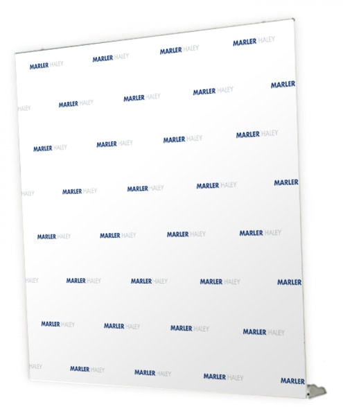 Step and Repeat 2m Roller Banner