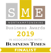 SME Northamptonshire Business Awards 2019 Finalist